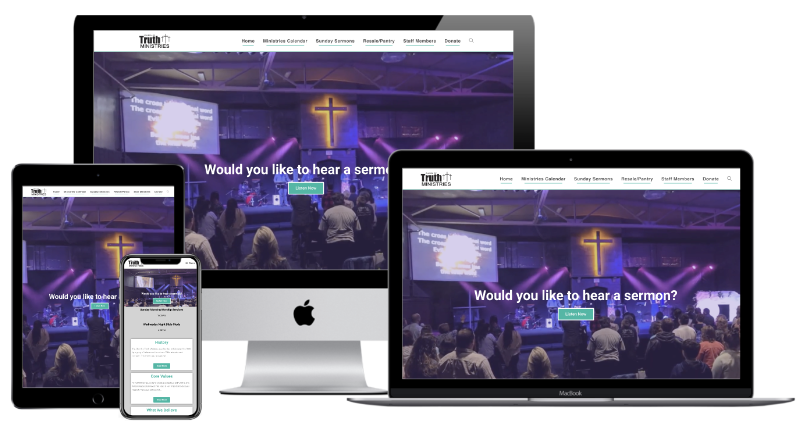 Church of Truth Website