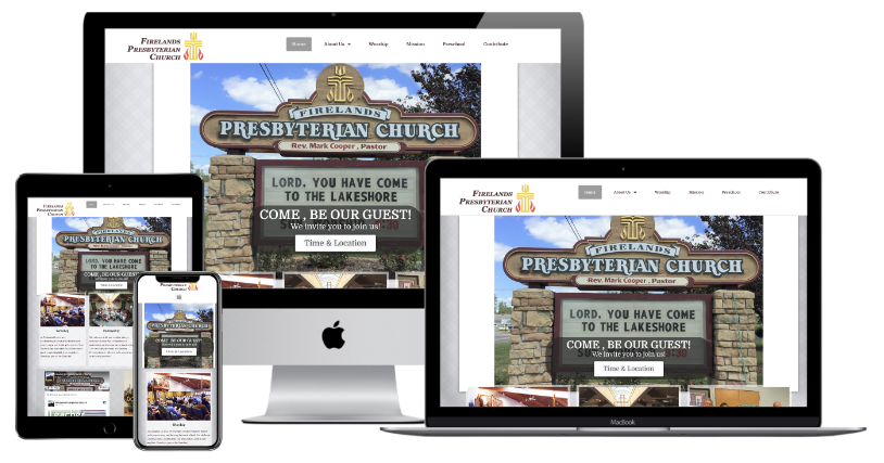 Firelands Presbyterian Church Website