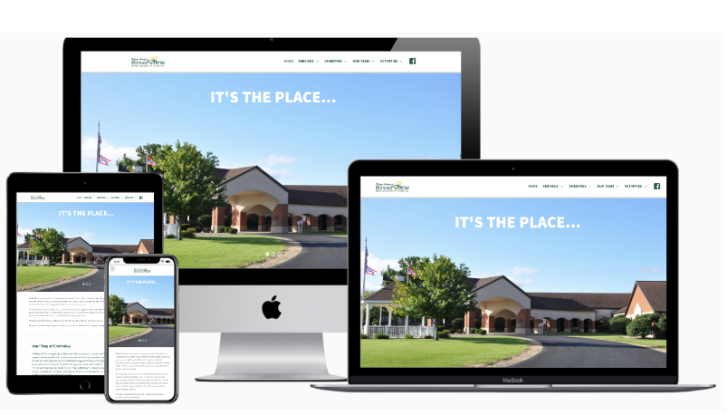 Ottawa County Riverview Healthcare Campus Website