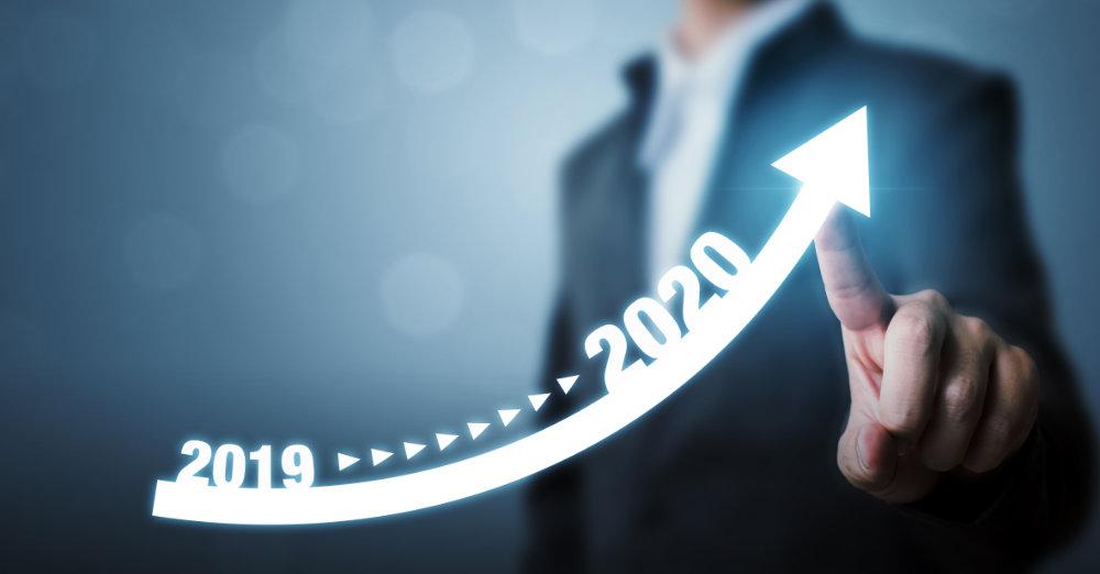 Increase Sales 2019 - 2020