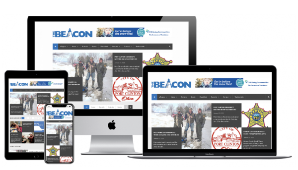 The Beacon Newspaper website